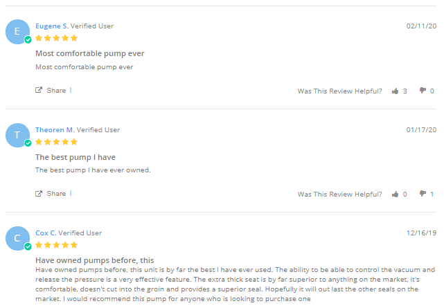 fleshpump testimonials
