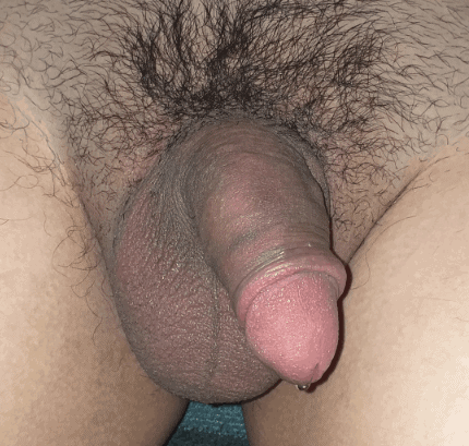 small cock pic that is smaller than 4 inch penis